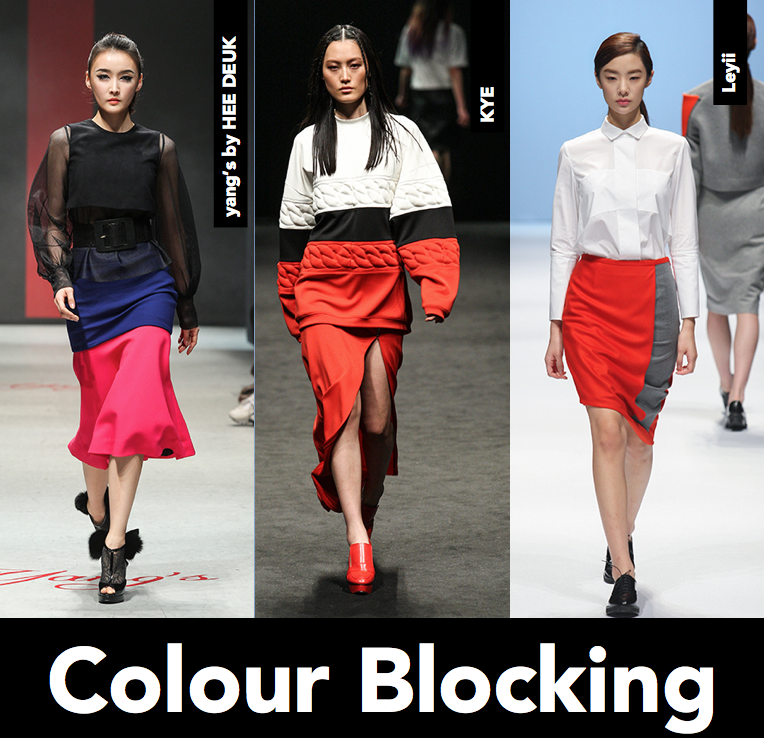 SFW 2014 [Colour Blocking]