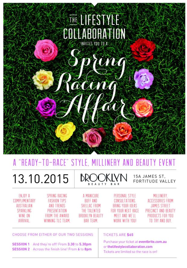 spring racing affair